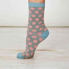 Thought Blot Bamboo Socks
