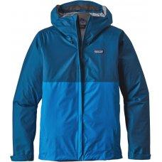 Patagonia Men's Torrentshell Jacket - Blue Panels