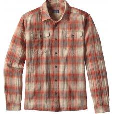 Patagonia Mens Long-sleeved Steersman Shirt
