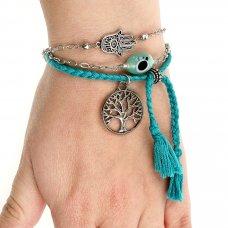 Charm Bracelets - Set of 3