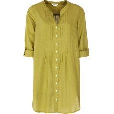 Nomads Plain Tunic Shirt - Moss
