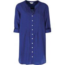 Nomads Plain Tunic Shirt - Indigo