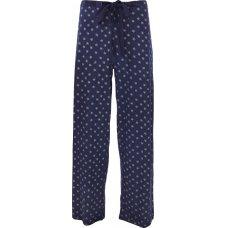 Nomads Organic Cotton Stella Pyjama Trousers - Indigo