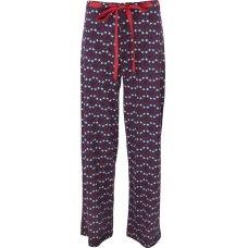 Nomads Organic Cotton Twilight Pyjama Trousers - Indigo