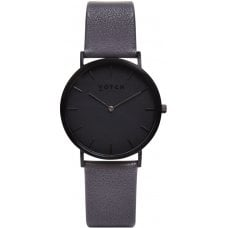 Votch Classic Collection Vegan Leather Watch - Black