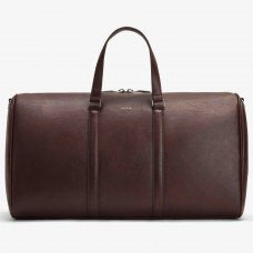 Matt & Nat Vegan George Weekend Bag - Chestnut