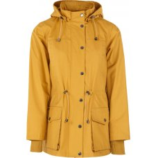 Thought Isa Jacket - Ochre