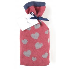 Thought Hearts Bamboo Socks Pocket Gift Set