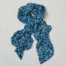 Thought Rowena Bamboo Scarf - Kingfisher