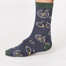 Thought Mens Cycle Bamboo Socks