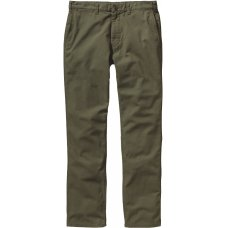 Patagonia Men's Straight Fit Regular Duck Pants - Industrial Green
