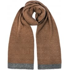 Ally Bee British Alpaca Blend Wool Wrap - Large