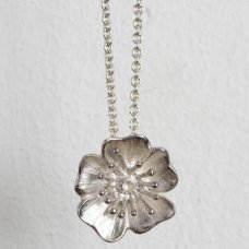 Mosami Wild Rose 'Pure Love' Necklace