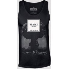 All Riot 'Apathy Pour Homme' Tank Top
