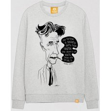 All Riot George Orwell 1984 Sweatshirt