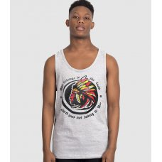 All Riot 'Man Belongs to the Earth' Tank Top