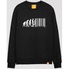 All Riot Regression of Man Barcode Sweatshirt