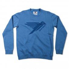 Silverstick Mens Arugan Logo Sweatshirt - Blue