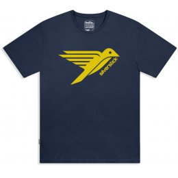 Silverstick Mens Original Logo Organic Cotton T-Shirt