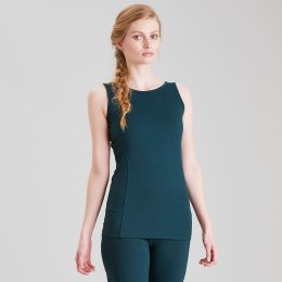 Asquith Bamboo & Organic Cotton Live Fast Boatneck Vest Top