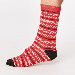 Thought Mens Adrian Bamboo Socks