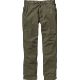 Patagonia Mens Straight Fit Regular Duck Pants - Industrial Green