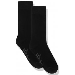 Boody Mens Business Socks - Black
