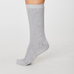 Thought Womens Lenore Cable Socks
