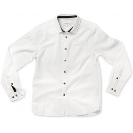 Thought Mens Avro Shirt - White
