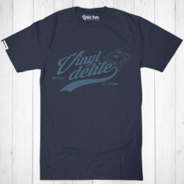 Mens Vinyl Delite Recycled T-Shirt