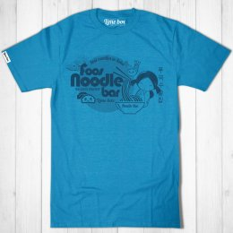 Mens Foos Noodle Bar Recycled T-Shirt