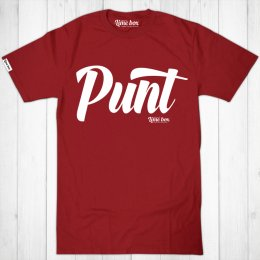 Mens Punt Fair Wear Cotton T-Shirt