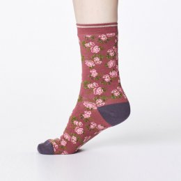 Thought Womens Bamboo Cottage Socks