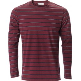Thought Dock Tee - Aubergine