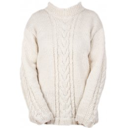 Womens Chamonix Jumper - Cream