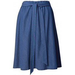 Bibico Naomi Floaty Denim Skirt