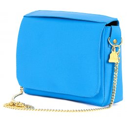 Wilby Primrose Blue Citibag