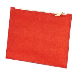 Wilby Primrose Red Pouch