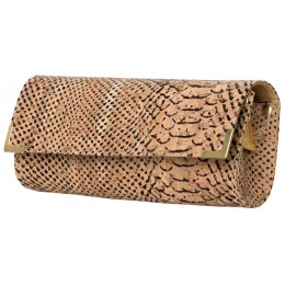 Wilby Vroc Mini Alligator Clutch