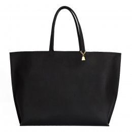 Wilby Large Black Country Bag