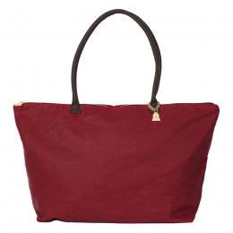 Wilby Large Red Country Bag