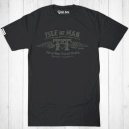 Mens Isle of Man Fair Wear Cotton T-Shirt