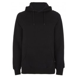 Organic Cotton Pullover Hoodie - Navy