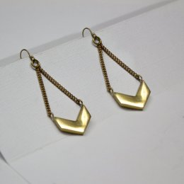Made Brass VII Earrings
