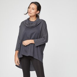 Thought Graphite Raina Top