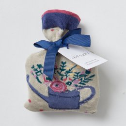 Thought Womens Spotty Bouquet Bamboo Socks in a Bag