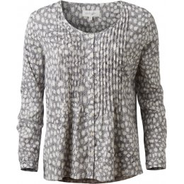 Thought Stone Spot Dash Blouse