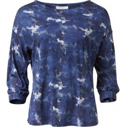 Thought Ocean Blue Moreno Top