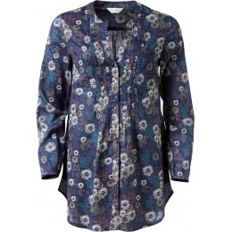 Nomads Navy Tunic Shirt
