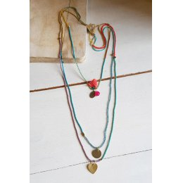 Nomads Three Thread Necklace